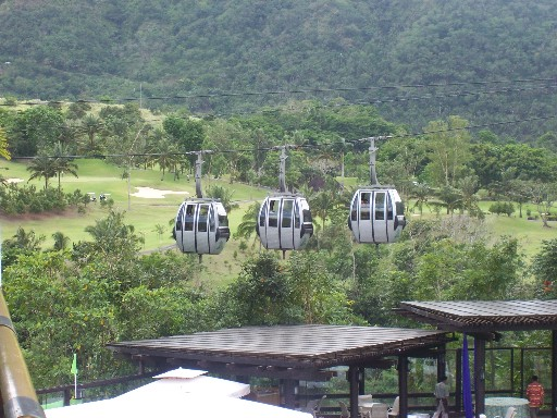 Cavite cable cars