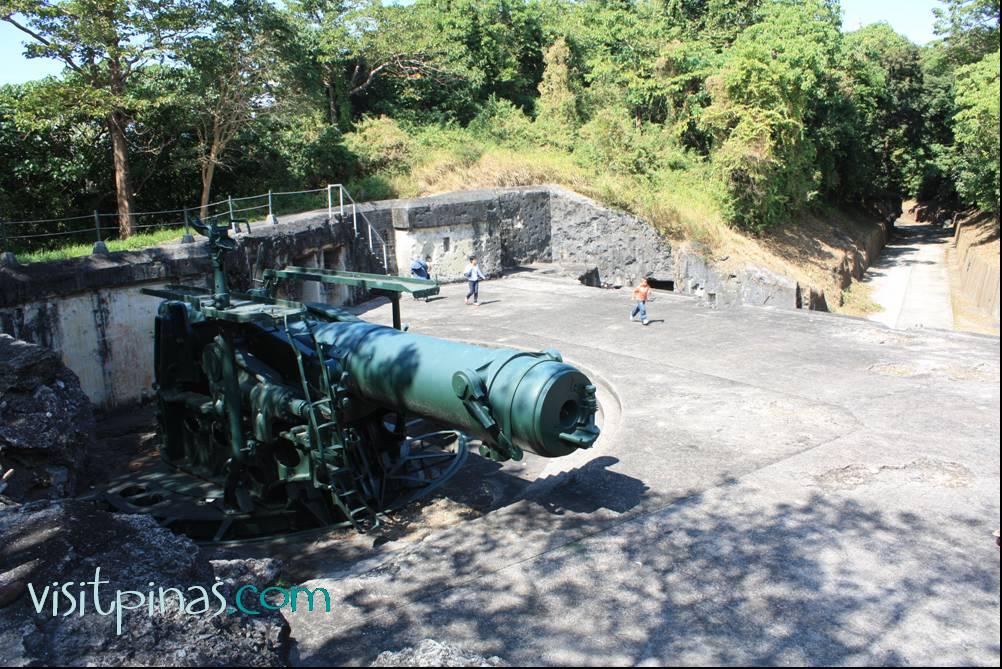 Cavite corregidor Island