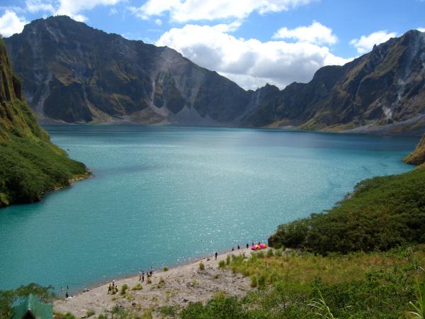 Pampanga Lake Pinatubo