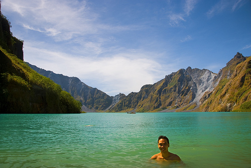 Pampanga Lake Pinatubo