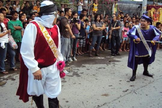 Pampanga Sabat Santacruzan