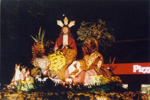 Bulacan Baliuag Lenten Procession