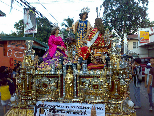 The Magnificent Baliuag Lenten (Hoy Week) Procession in Bulacan ...