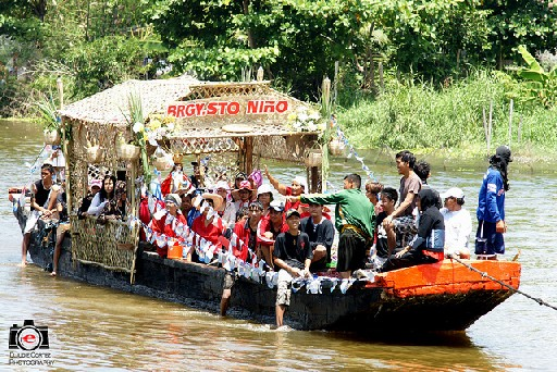 Fluvial Procession At The Calumpit Libad Festival In Bulacan Travel To The Philippines