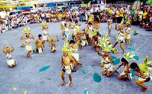 Bulacan Luyang Dilaw Festival