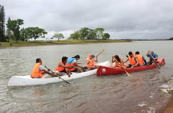 Laguna Canoeing