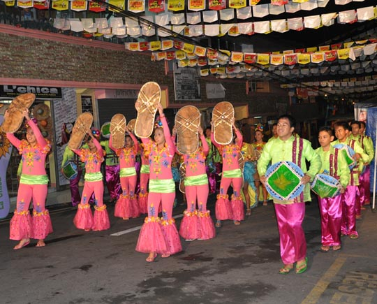 Laguna Tsinelas Festival