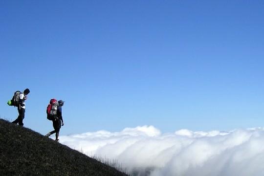 Benguet Ambangeg Trail