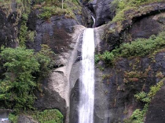 Benguet Bridal Veil Falls