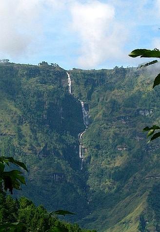 Benguet Inodey Falls