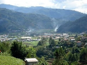 Benguet Loo Valley