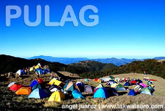Benguet Mt. Pulag National Park