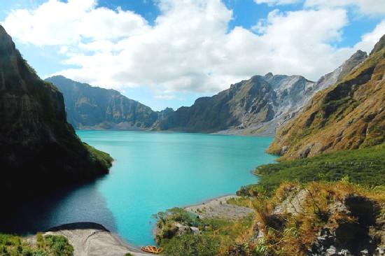 Tarlac Capas Pinatubo
