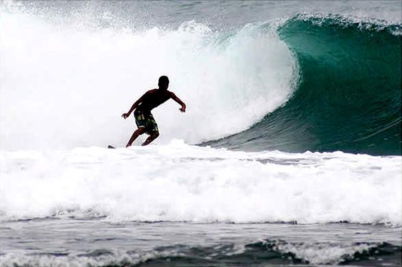 Aurora Surfing