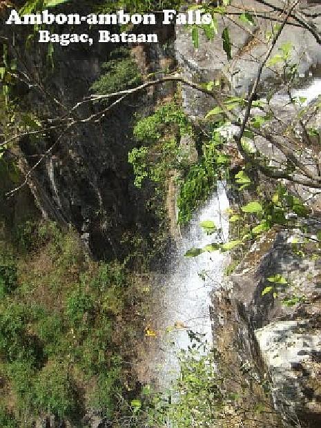 Bataan Ambon-Ambon Falls