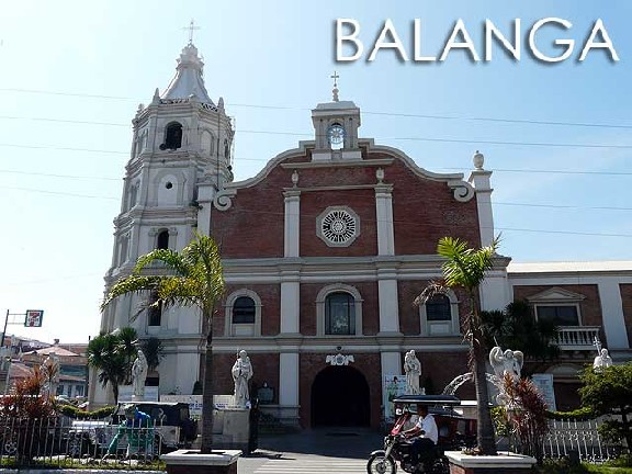 Bataan Balanga Church Belfy