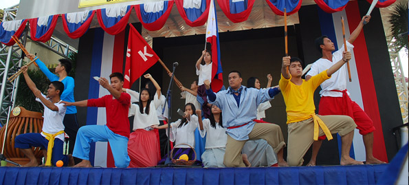 Bataan Day Celebration