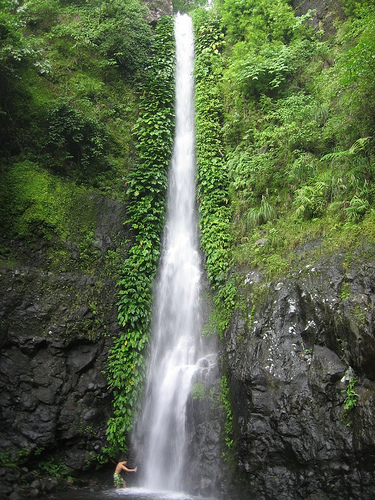 Bataan Dunsulan Falls