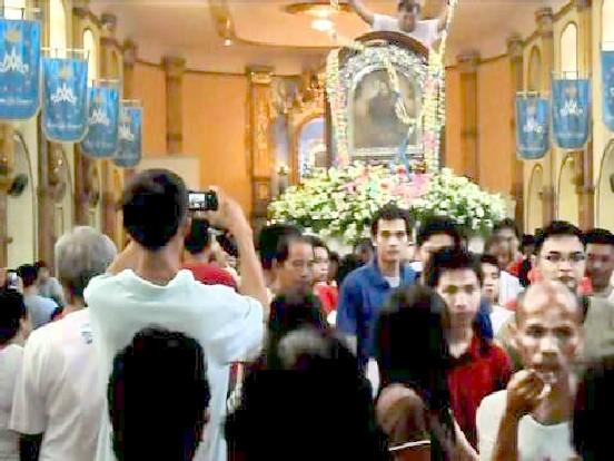 Bataan Feast Day of Nuestra Senora del Rosario