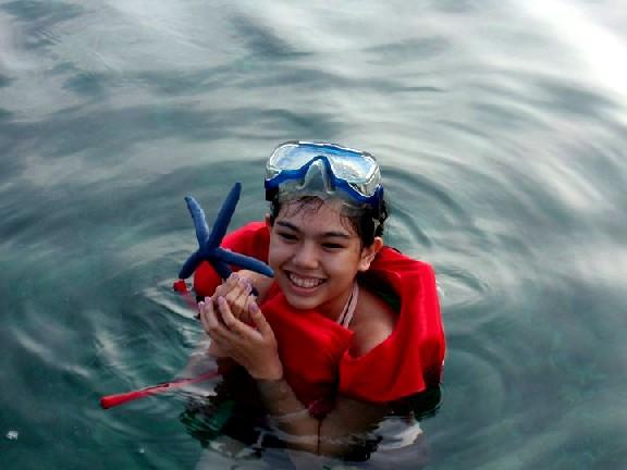 Bataan Snorkelling