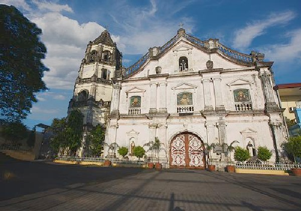 Bataan Sto. Domingo Church