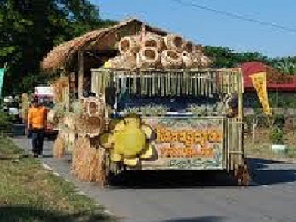 Nueva Ecija Gatas ng Kalabaw Festival