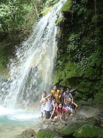 Pangasinan Antong Falls