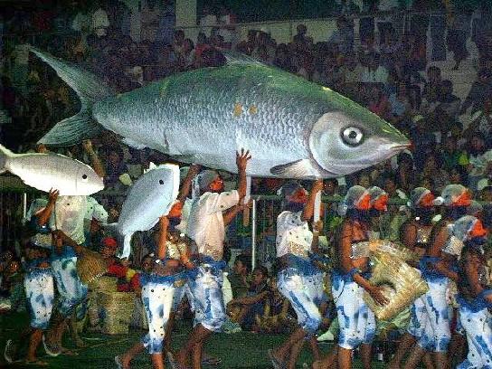 Pangasinan Bangus Festival