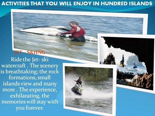 Pangasinan Jet Skiing