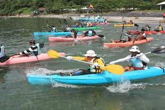 Pangasinan Kayaking