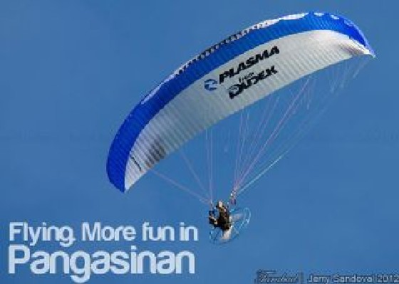 Pangasinan Powered Parachute
