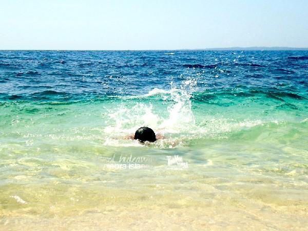 Pangasinan Swimming