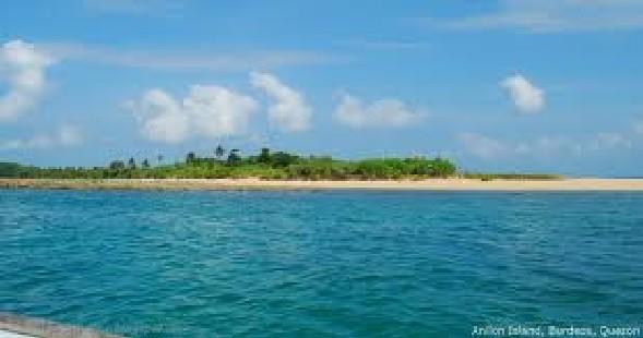 Quezon Bakaw-Bakaw Island