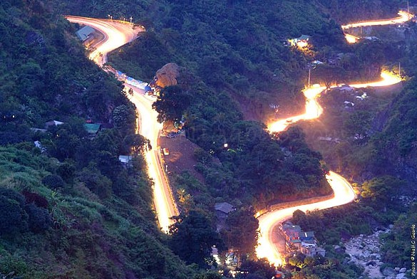 Baguio City Kennon Road