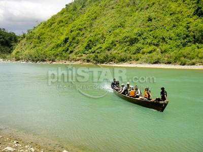 Isabela Boating