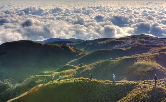 Nueva Vizcaya Mountain Climbing