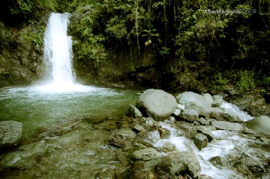 Nueva Ecija Gabaldon Falls