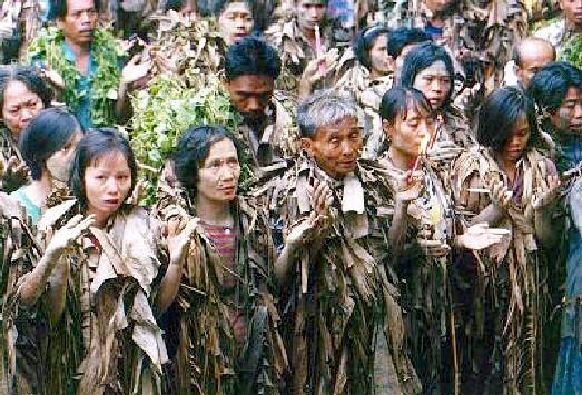 Nueva Ecija Taong Putik Festival