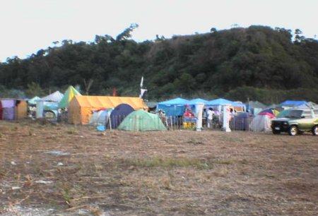 Nueva Ecija camp