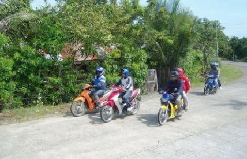 Nueva Ecija motorcycling