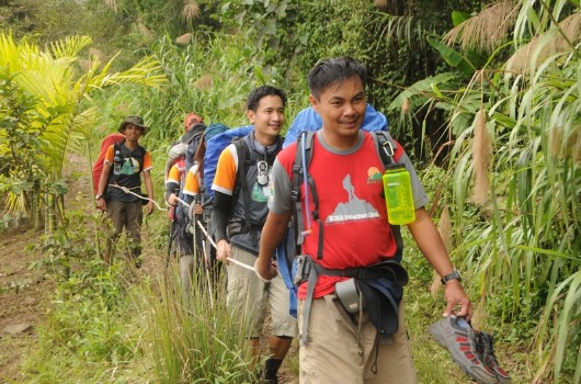 Nueva Ecija mountain climbing