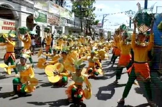 Enjoy The Mango Bamboo Festival In Pangasinan
