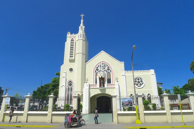 Tarlac San Sebastian Church