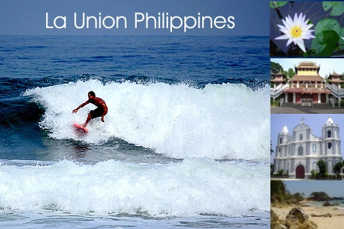 La Union welcome