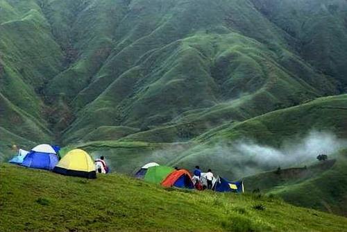 Nueva Vizcaya Camping