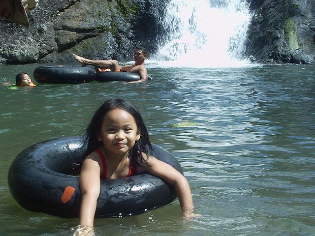 Nueva Vizcaya Swimming