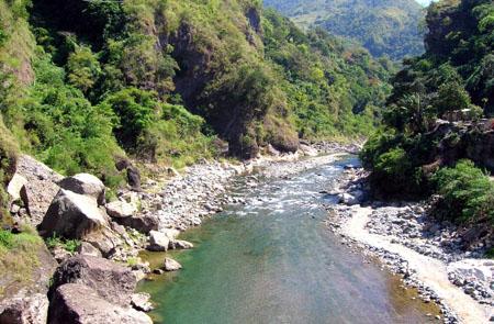 La Union Amburayan River