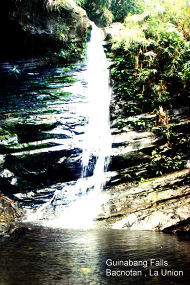 La Union Guinabang Falls