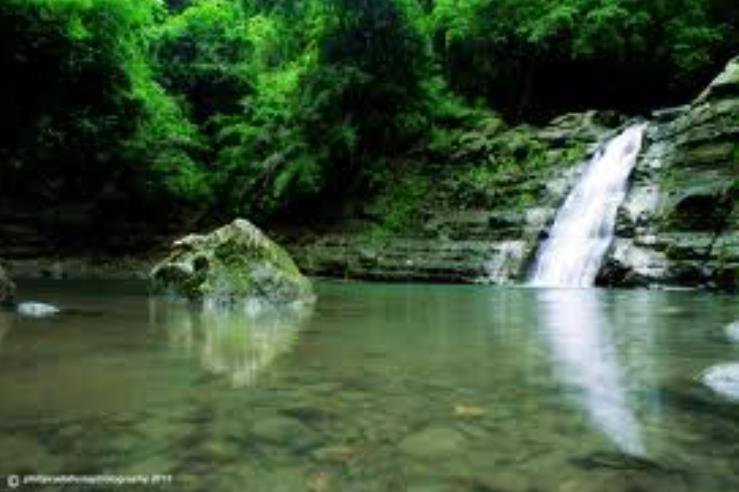 La Union Ukklalong Falls