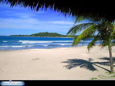 Ilocos Sur Cabugao Beach